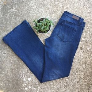 KENNETH COLE REACTION | Modern boot cut jeans!